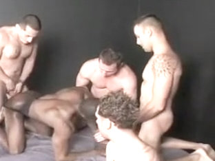 Bareback Gang Bang5