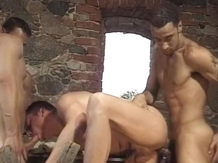Hottest amateur gay video with Outdoor, Doggystyle scenes