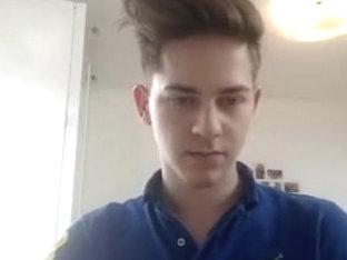 Austrian Cute Gay Boy With Fucking Hot Asshole On Cam