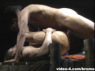 Chad Knight & Jeremy Foxx in Beach Blanket Boner Scene 2 - Bromo