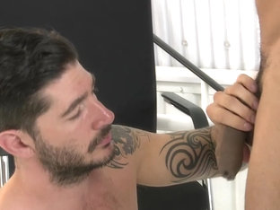 Johnny Hazzard And Lucio Saints 4 - UKNakedMen