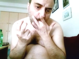 Kocalos - Jerk off and eating my own cum