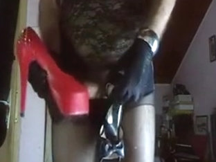 Cum on High Heels Mix 82