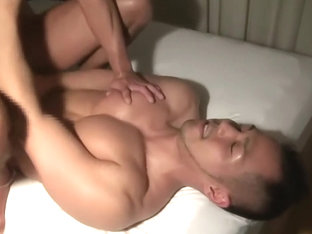Handsome Muscular Guy Fuck (Muscle Heat)
