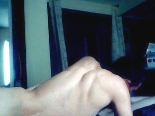 Masturbating in bed with my stud