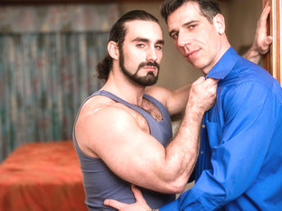 Tony Salerno & Jaxton Wheeler in Sugar Daddies 3, Scene 01 - IconMale