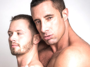 Nick Capra & Asher Devon  in Digital Seductions - IconMale