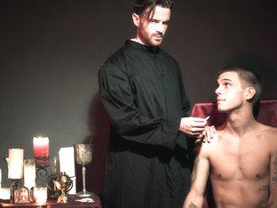 Brendan Patrick & Trent Ferris in Forgive Me Father 3, Scene 02 - IconMale