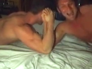 Amazing male in crazy hunks, str8 homosexual xxx scene