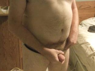 Filthy Bear Masturbating