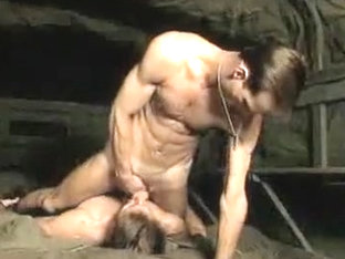 Fabulous male in exotic blowjob gay sex movie