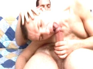 Hottest male pornstar in crazy blowjob, tattoos homo adult video