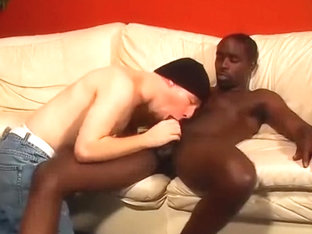 Hottest male in incredible interracial gay adult movie