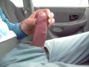 Amazing male in horny handjob, amateur homo porn clip