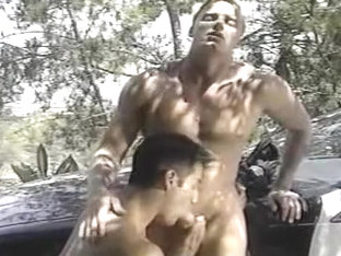 Incredible male in amazing blowjob gay xxx clip