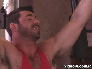 Billy Santoro & Andrew Fitch in Time To Try A Real Man - IconMale