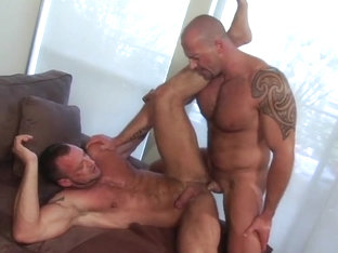 Hottest homemade gay scene with Tattoos, Group Sex scenes