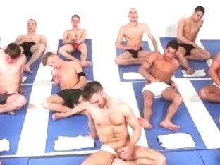 Homo guys gang gangbang group twinks schwule jungs
