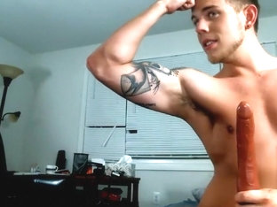 Incredible amateur gay scene with Chaturbate, Solo Male scenes