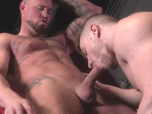 Blake Hunter & Michael Roman in Seal Team Sex Part 1 - DrillMyHole