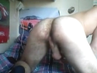 18yo italian cute boy with fucking hot ass on doggie on cam
