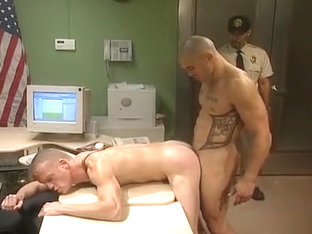 Pounded While In Prison