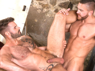 Emir Boscatto & Dani Robles in Hung Country, Scene #02 - HotHouse