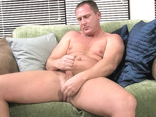 Daddy Taylor Beats His Meat - Taylor