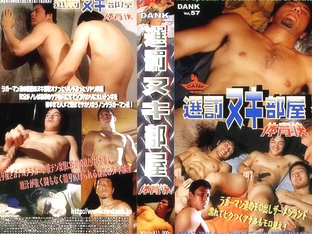 Exotic Asian homo guys in Best JAV clip