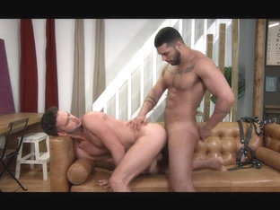 Damon Heart & Lucas Fox in Day Dream Fuck - MenNetwork