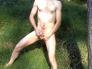 I Love to Masturbate - Outside 4_BQ