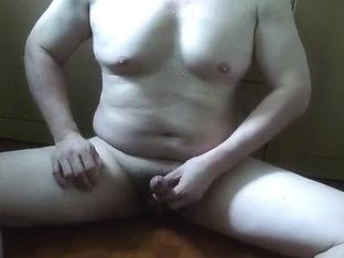 Cum into my foreskin