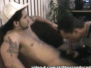 Blowing Amateur Straight Boy Franco - Str8BoyzSeduced