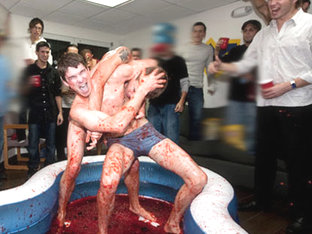 Jelly Wrestling - HazeHim