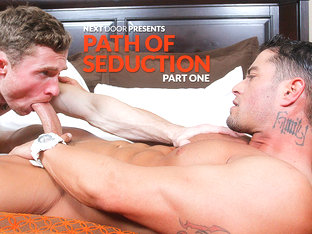 Lola Castillo & Cody Cummings & Markie More in Path of Seduction XXX Video
