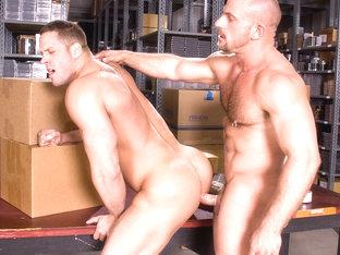 Samuel Colt & Erik Rhodes in He's Got A Big Package, Scene #02
