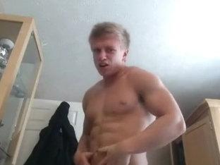 Amateur bodybuilder