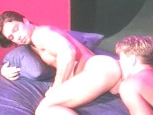 Best male pornstar in incredible masturbation, blowjob homosexual adult scene