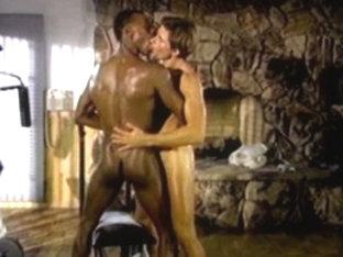 Incredible male pornstar in fabulous interracial, bareback gay xxx clip