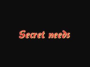Secret needs
