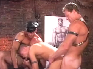 Best homemade gay clip with Blowjob, Fetish scenes