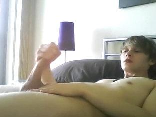 Sexy boy - with big cock wank & cum HD