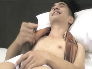 Exotic homemade gay video with Outdoor, Masturbation scenes
