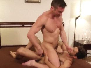 Daddy and Toy Boy Flip Flop Raw