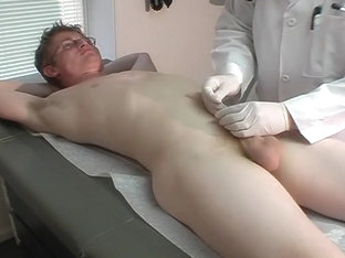 Roommates get a physical exam