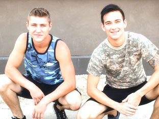Matthew Reeves & Dante Military Porn Video - ActiveDuty