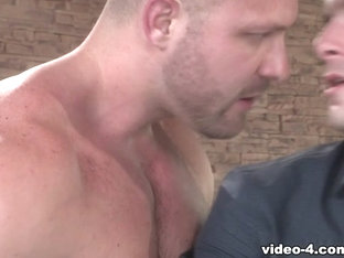 On The Market XXX Video: Austin Wolf, Dustin Holloway - FalconStudios