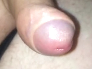 My foreskin and cockhead pov