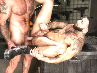 Gun Show - Raging Stallion