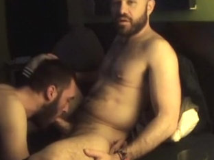 Wetting my cock